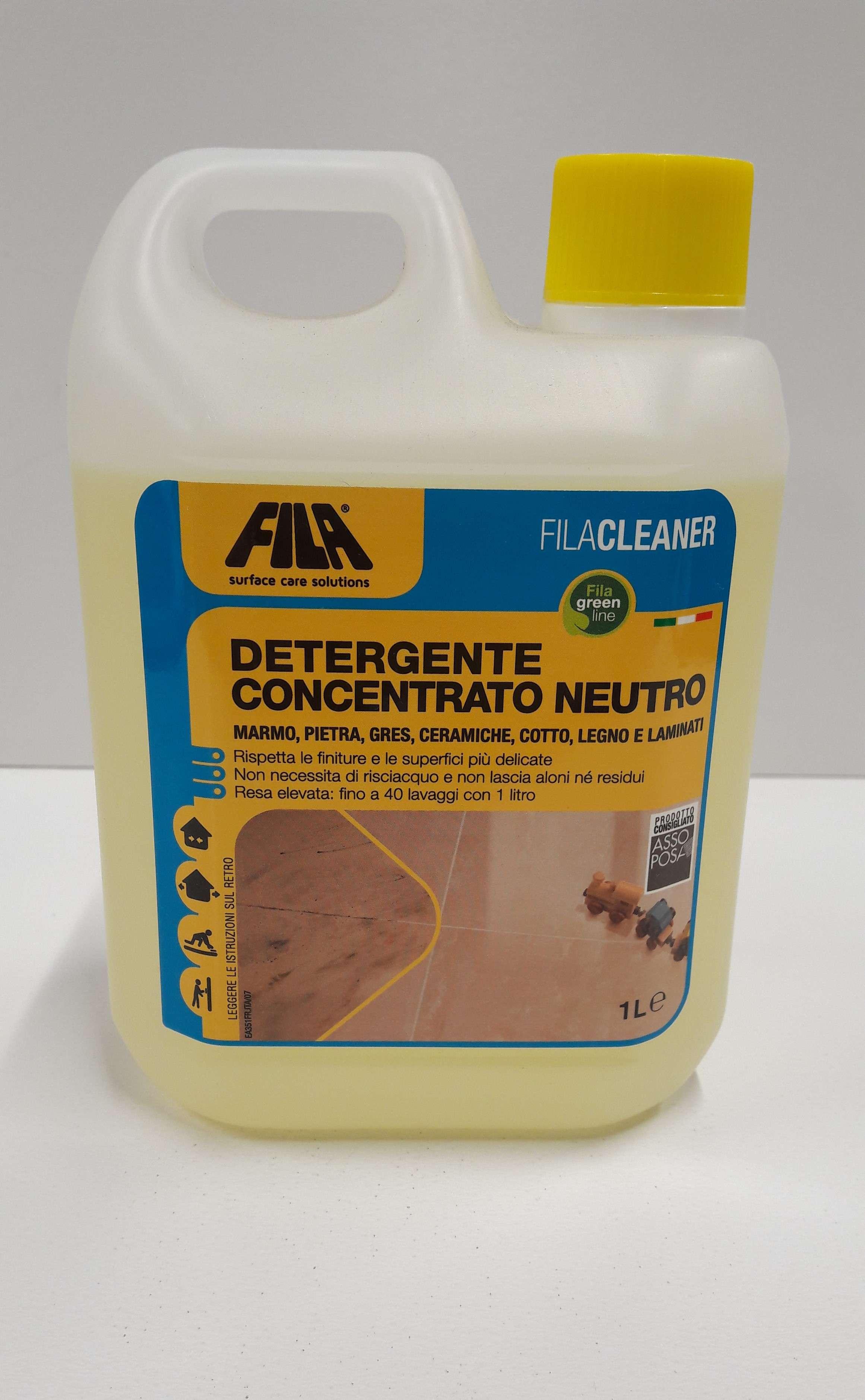 Detergente Per Cotto Esterno pulizia e trattamento superfici - nuova daver colori